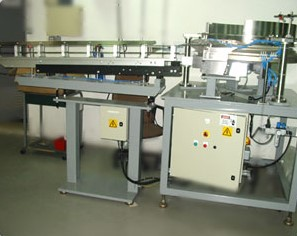 Centrifugal Bowl Feeder System